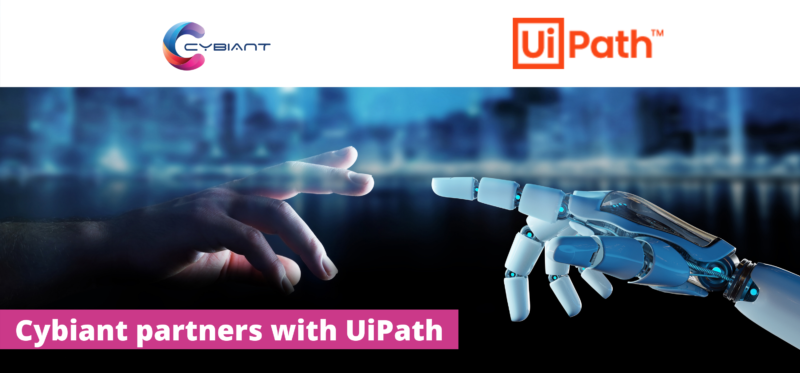 Cybiant announces Partnership with UiPath