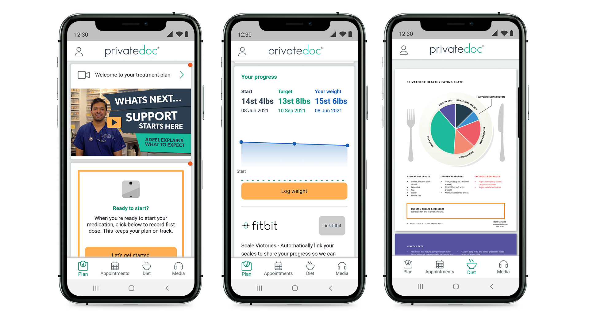 PrivateDoc Tackle Obesity With The Launch Of The First-Of-Its-Kind Weight Loss Treatment Tracking App