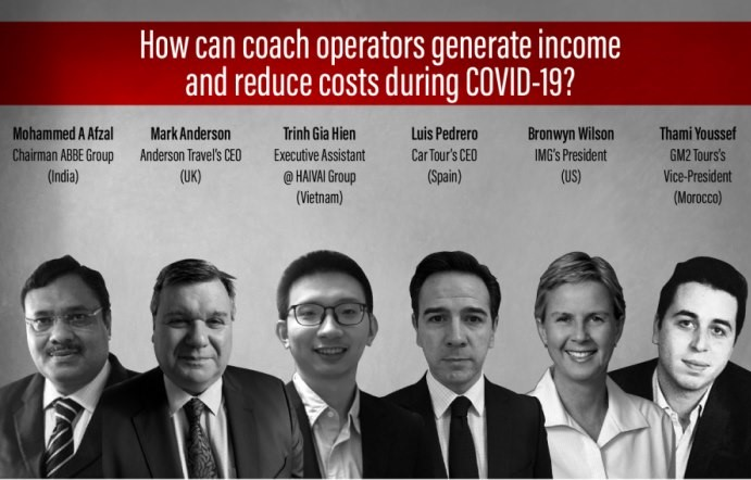 Global Passenger Network Partners with Busworld Academy for a Webinar Focused on Coach Industry during COVID-19