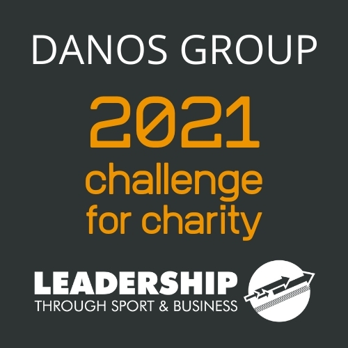 The Danos Group Launch the 2021 Charity Challenge and Partnership with Leadership Through Sport & Business (LTSB), Social Mobility Charity