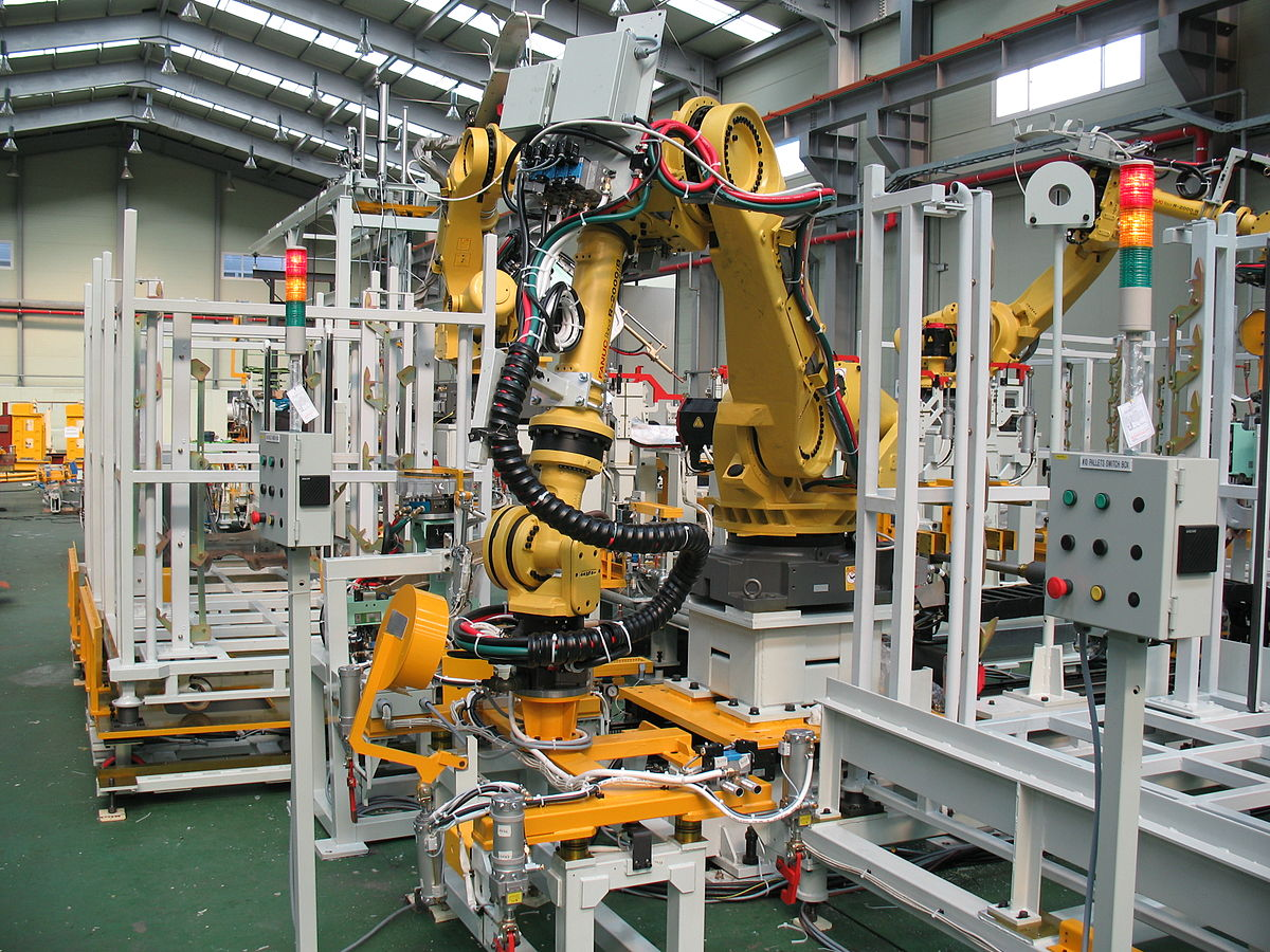 Manufacturing: Managing Obsolescence and Ageing Machines