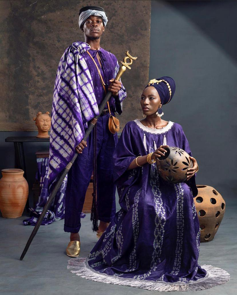 """New fashion agency celebrates the """"heritage and culture"""" of Africa"""