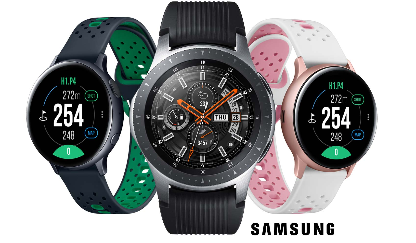 GLOBAL SPORTS DISTRIBUTOR SECOND CHANCE PARTNERS WITH SAMSUNG TO LAUNCH SMART GOLF WATCHES IN EUROPE: