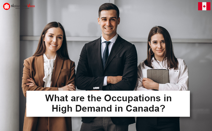 What are the Occupations in High Demand in Canada