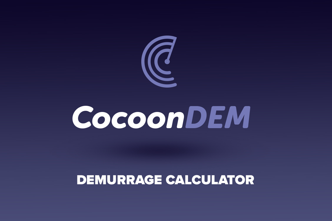 An easy to use demurrage calculator to save you time tracking your costs