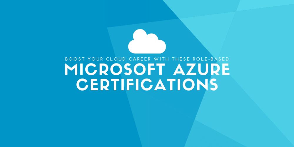 Reasons why you should choose AZ-900 Microsoft Azure Fundamentals