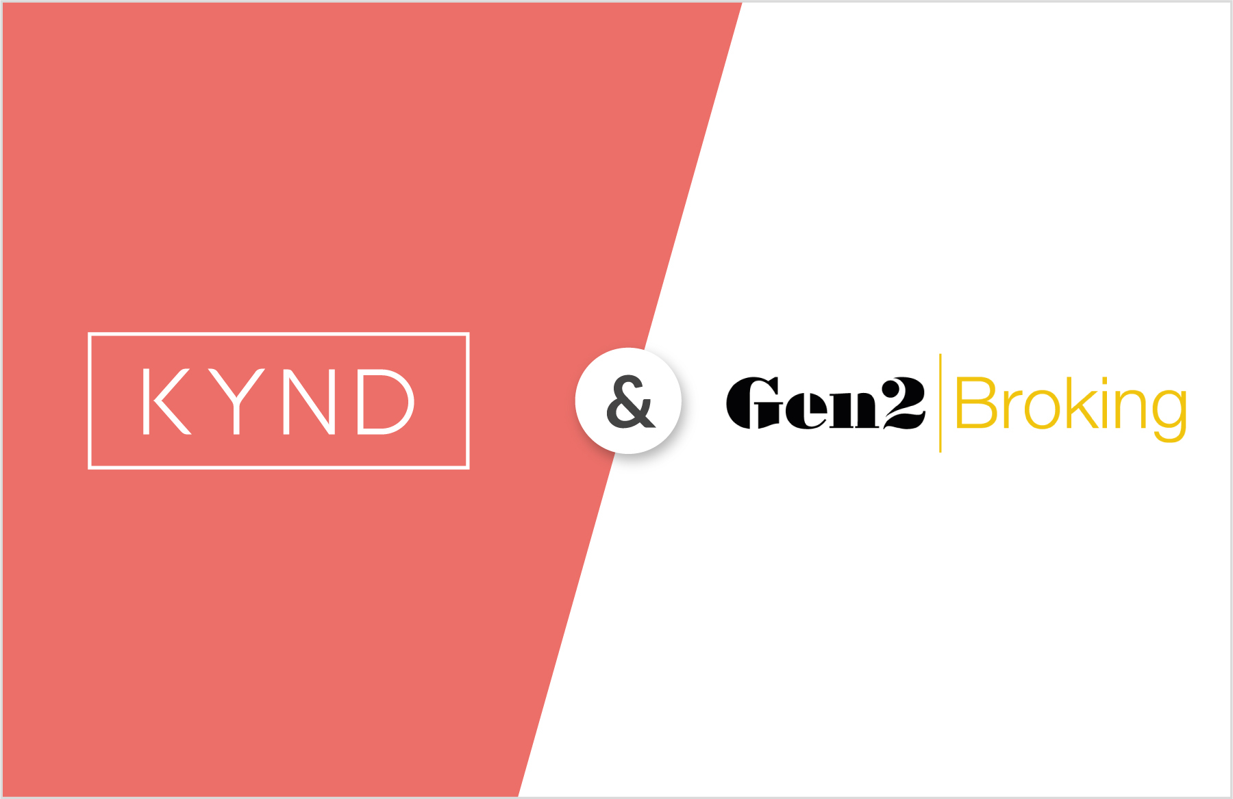 Gen2 Broking to join KYND's Broker Programme to help businesses take control of cyber risk