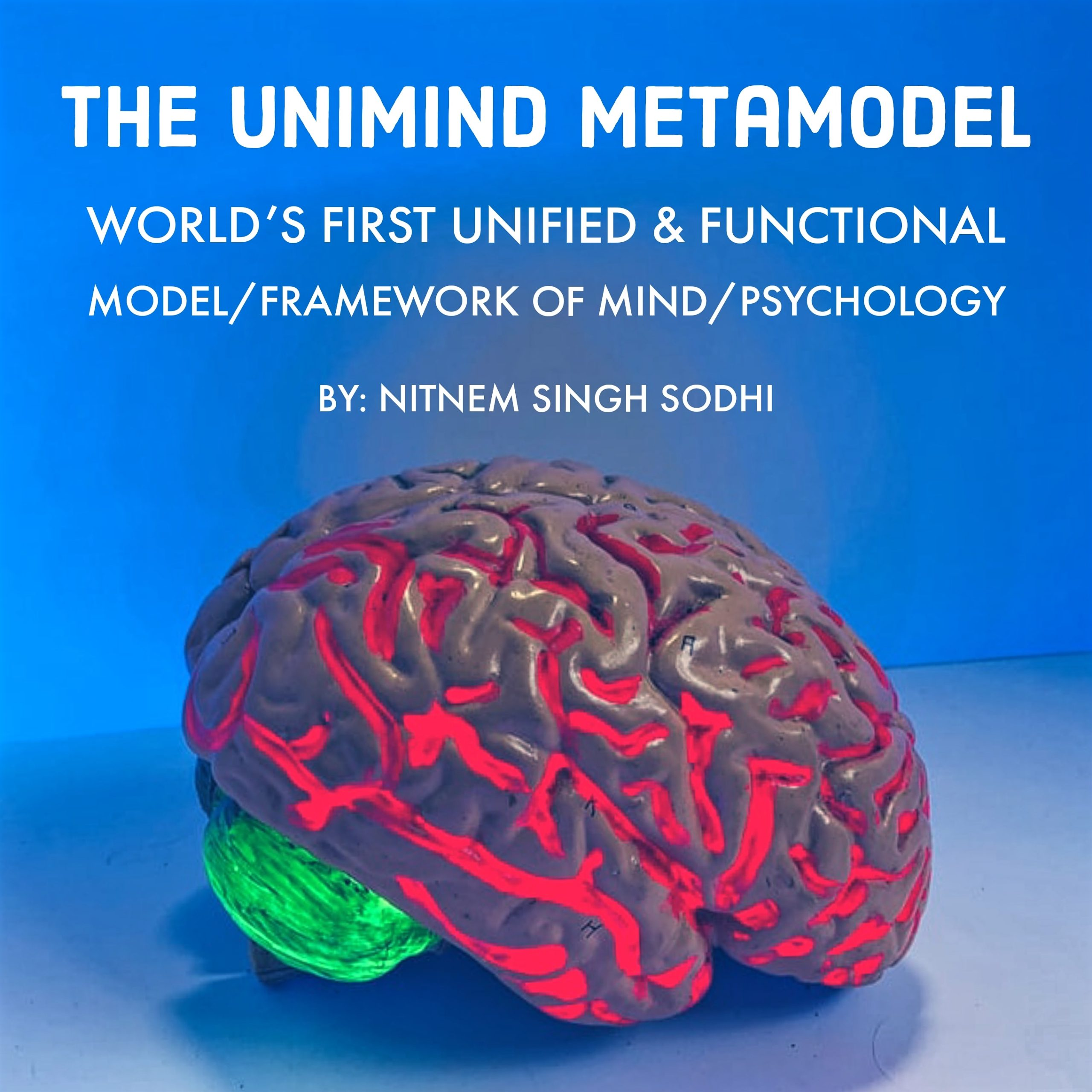 A revolution in field of psychology - The Unimind Metamodel