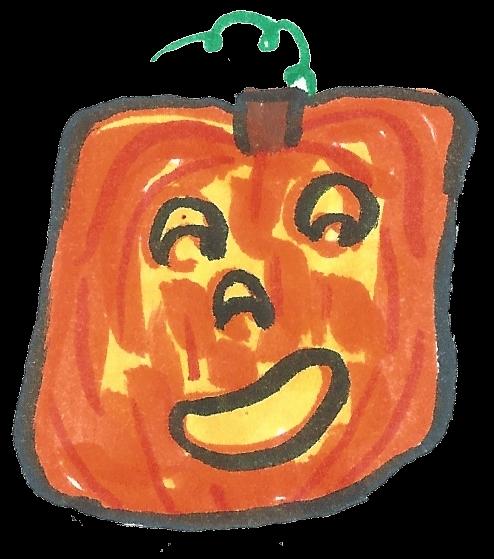 New Book Pumpkin Pandemonium answer to No Trick or Treat