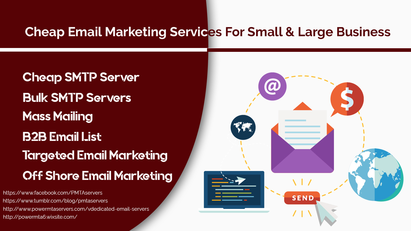 bulk email smtp server hosting smtp provider for bulk email