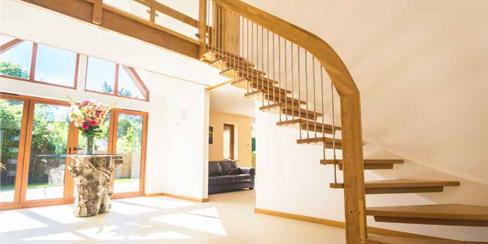 Finding A Spiral Staircase Design to Complement the Modern Features of Your Home
