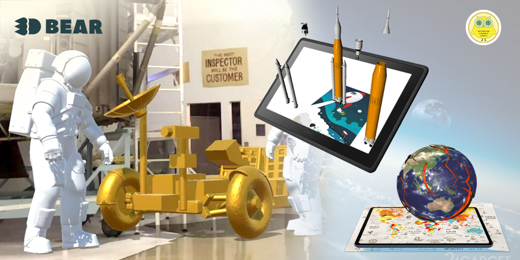 New Augmented Reality Bundle Engages Students