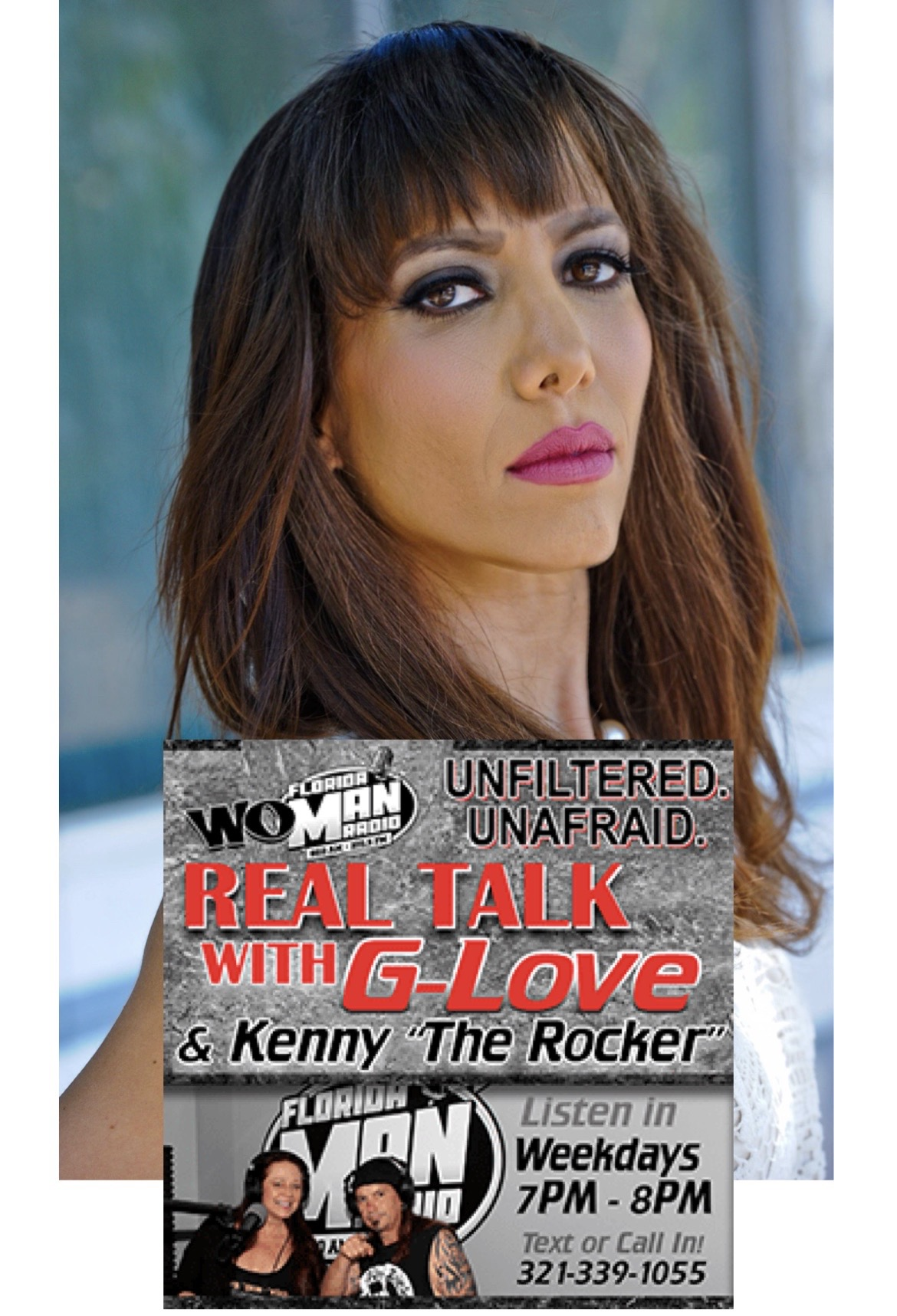 Orlando's Florida Man Radio Invites Actress Jessica Ross For a Live Interview Friday, August 14th