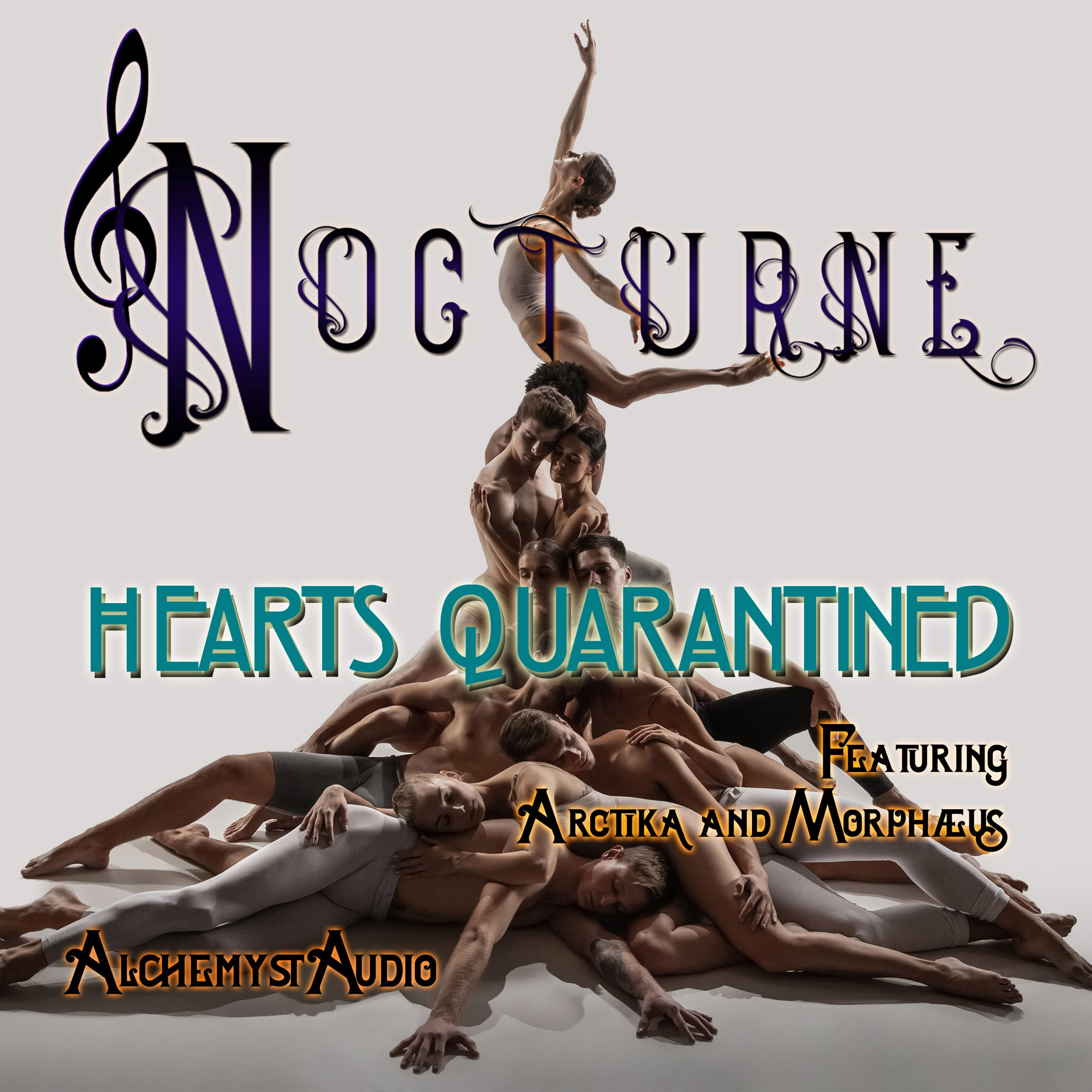 Beautiful Music Created In Global Pandemic by the Artist Nocturne