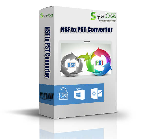 SySOZ NSF to PST Converter Newly launched Best Lotus Notes Converter Tool