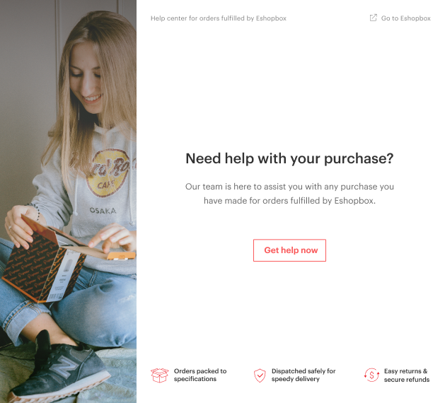 Eshopbox travels the extra mile to redefine customer experiences