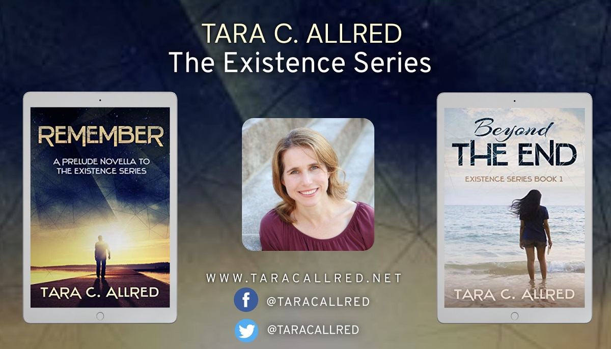 Author Tara C. Allred Releases New Science Fiction Series