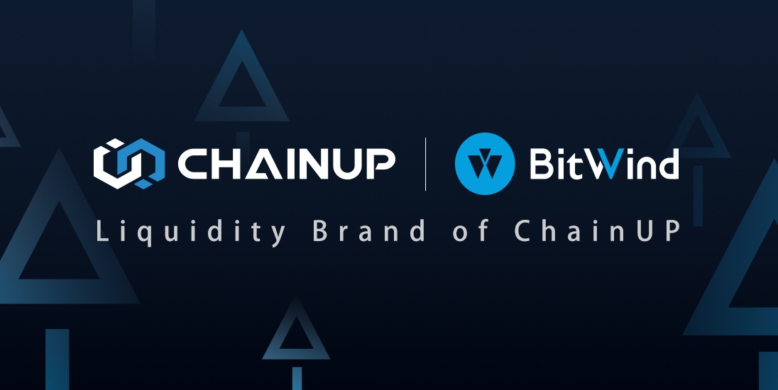 ChainUP's Bitwind Brand Offers Incremental Liquidity for Exchanges