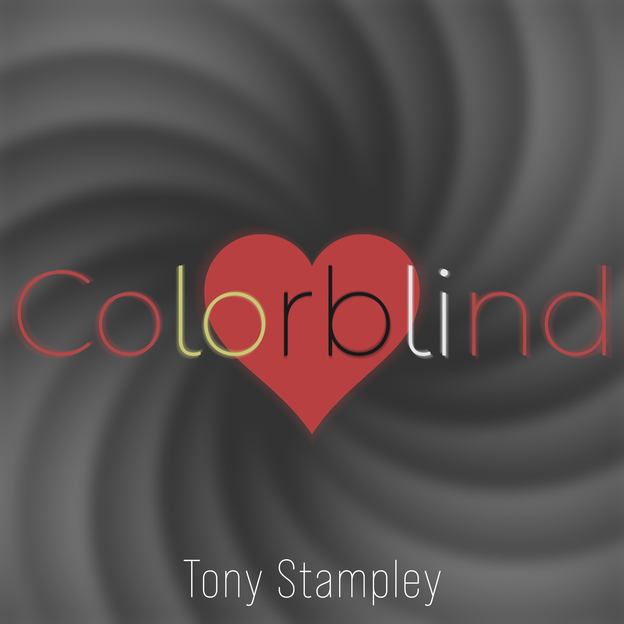 CELEBRATED WRITER/ARTIST TONY STAMPLEY DELIVERS A UNIFYING PERSPECTIVE WITH HIS NEW SINGLE COLORBLIND