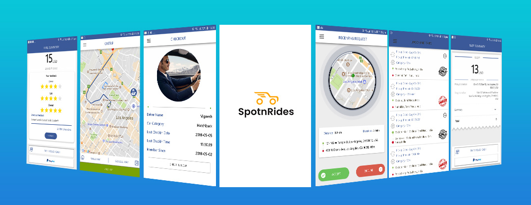 SpotnRides Now at 20%, Amazing News for Entrepreneurs To Launch On-demand Taxi Startup in 2020