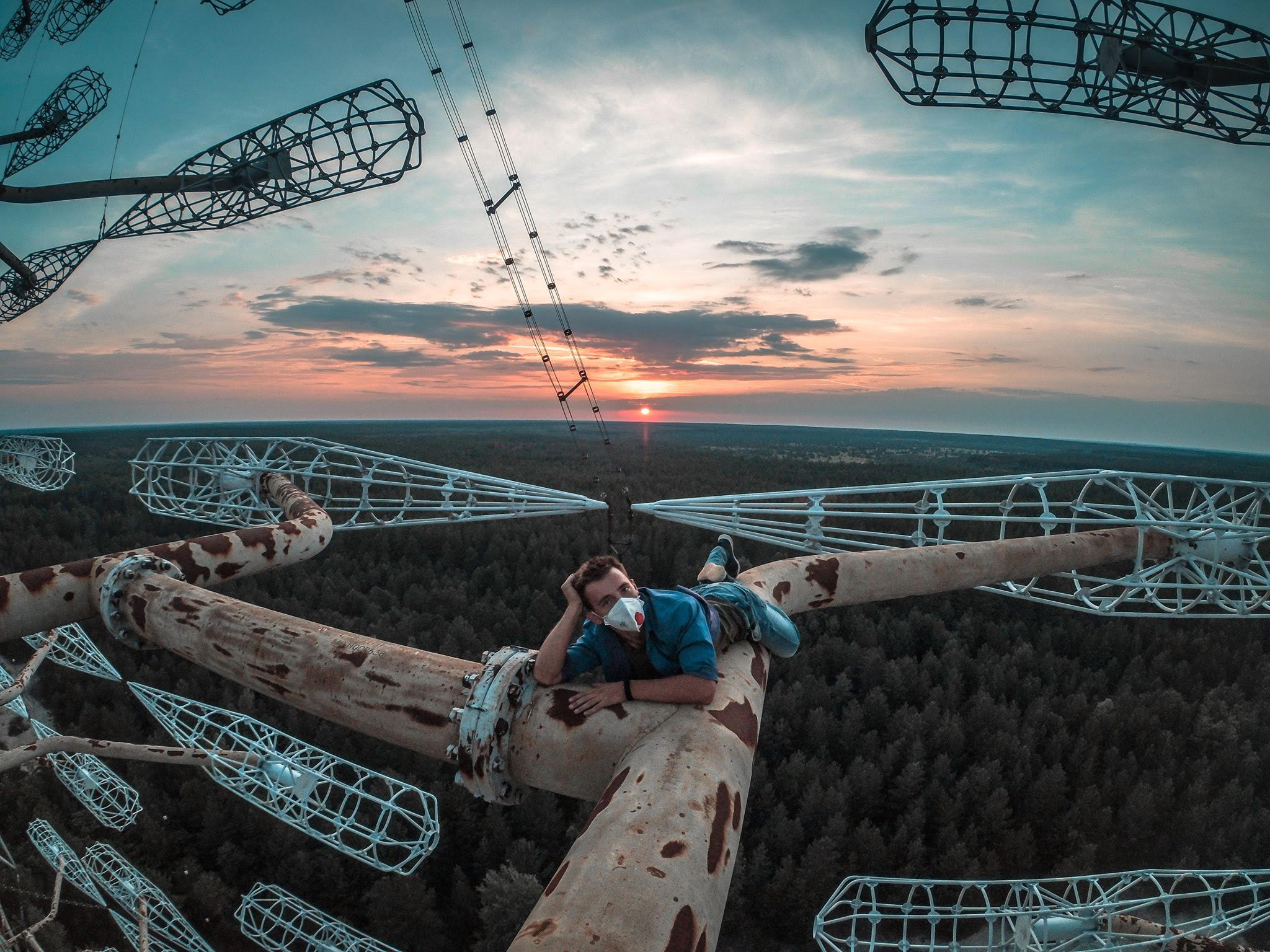 """Documentary Release: """"Stalking Chernobyl: Exploration After Apocalypse"""" — April 26 Online Q&A With Director, Editor, and Cast"""