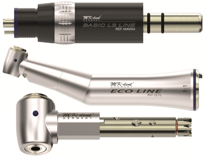 Flight Dental Systems Introduces MK Dent Handpieces
