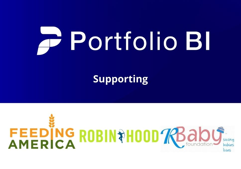Portfolio BI Approaches Holidays by Giving Back