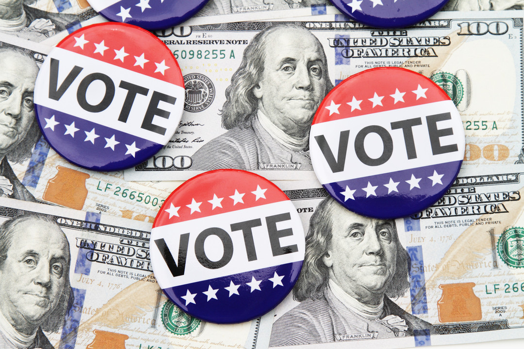 Dark Money and The High Price Tag of Elections