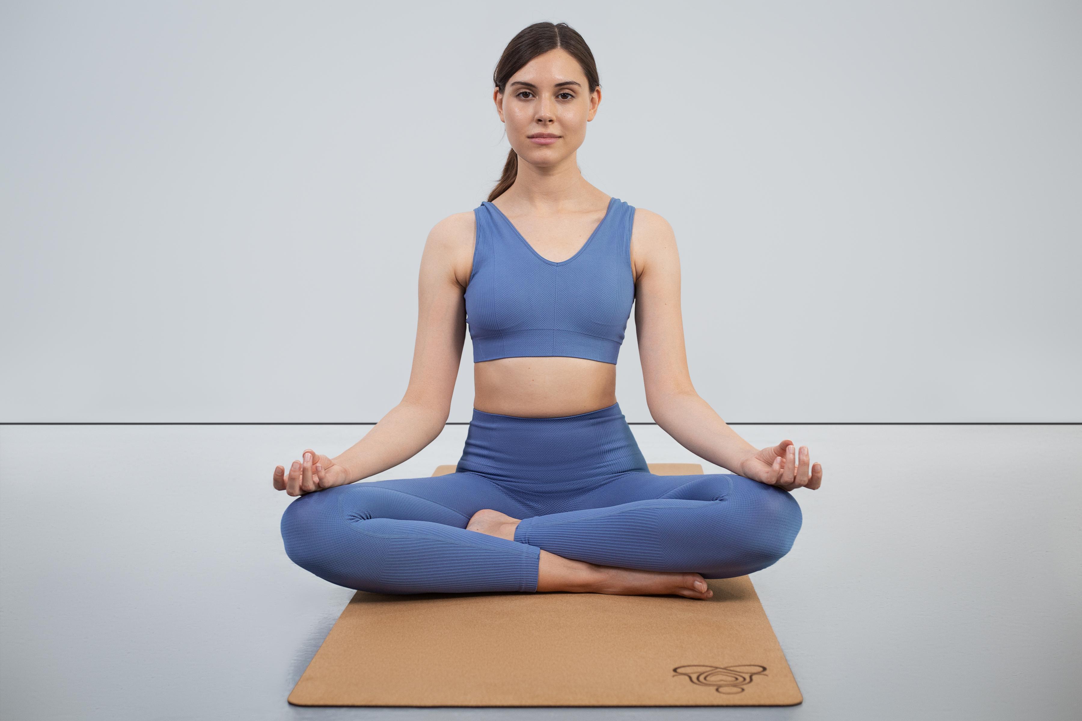 Company behind non-slip cork yoga mat launches Kickstarter campaign