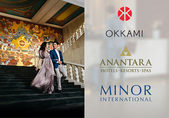 """OKKAMI Provides Various Solutions for Anantara's """"Stay with Peace of Mind"""" Initiative"""