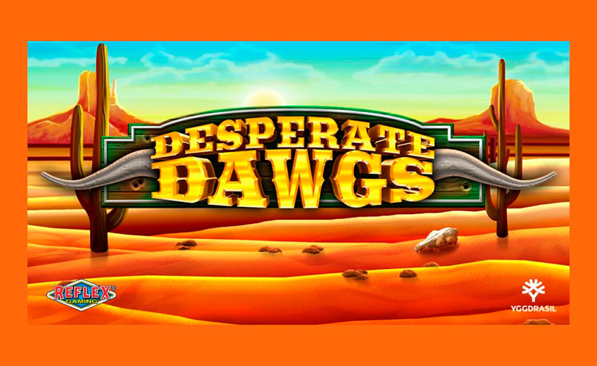 Yggdrasil and Reflex Gaming Initiate Daring Heists in Desperate Dawgs