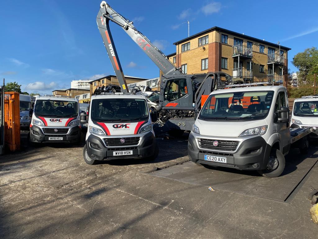 Scrap metal company helps Brixton charity get 'souped up'