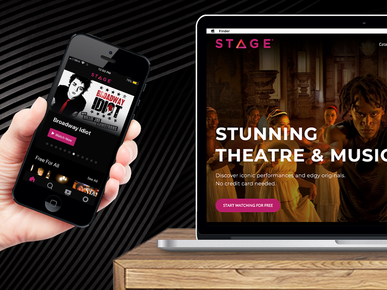 GOT SHOWS? THEATRE STREAMING SERVICE STAGE WANTS TO HOST THEM - FOR FREE!