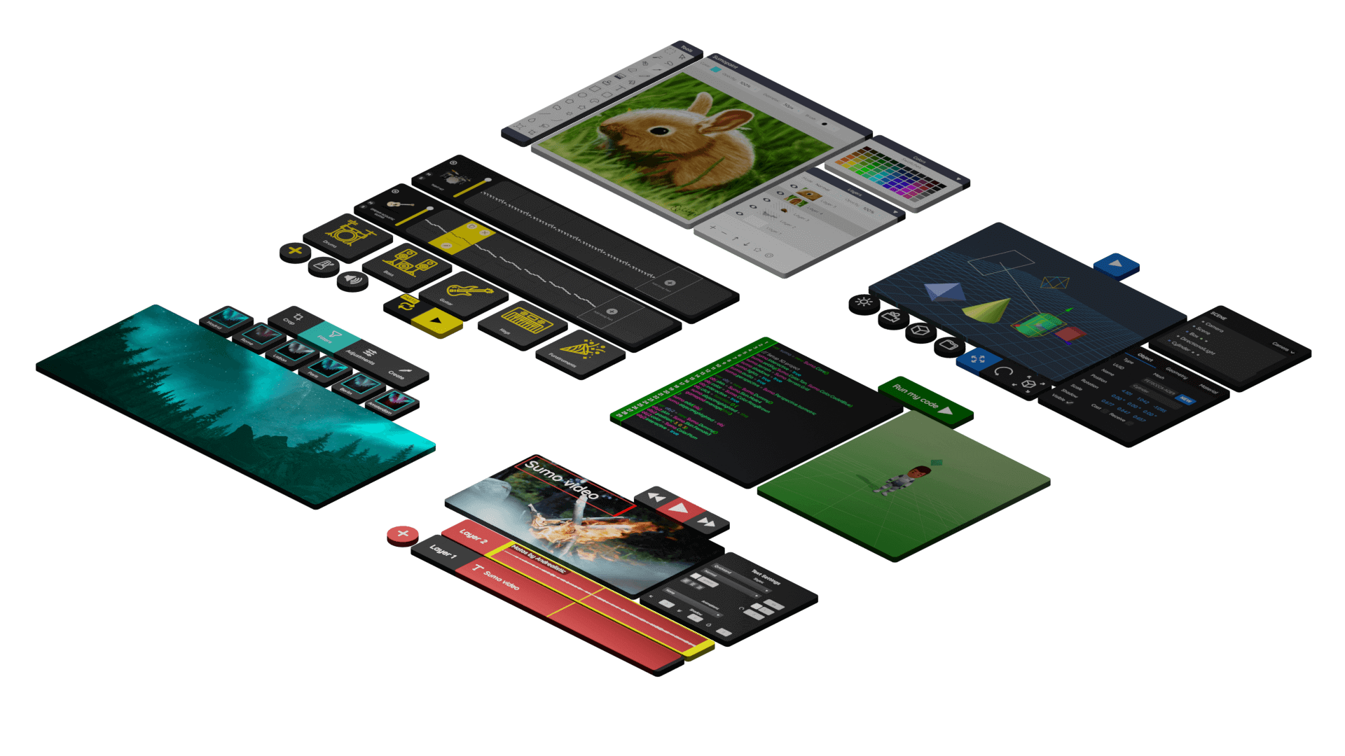 New creative toolbox launches ready to take on Adobe and update education systems globally