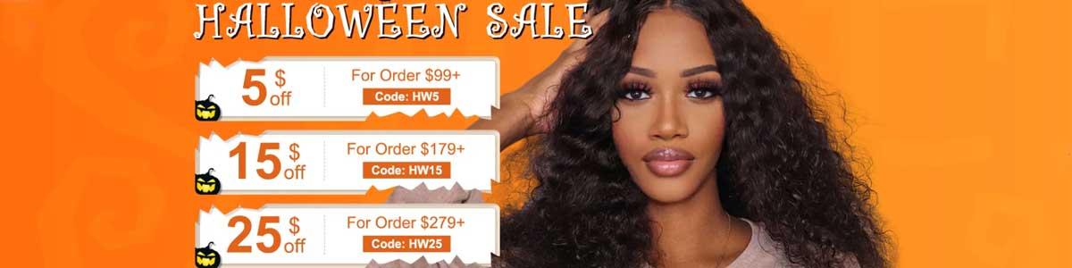 Julia Hair Launches Halloween Sale 2020