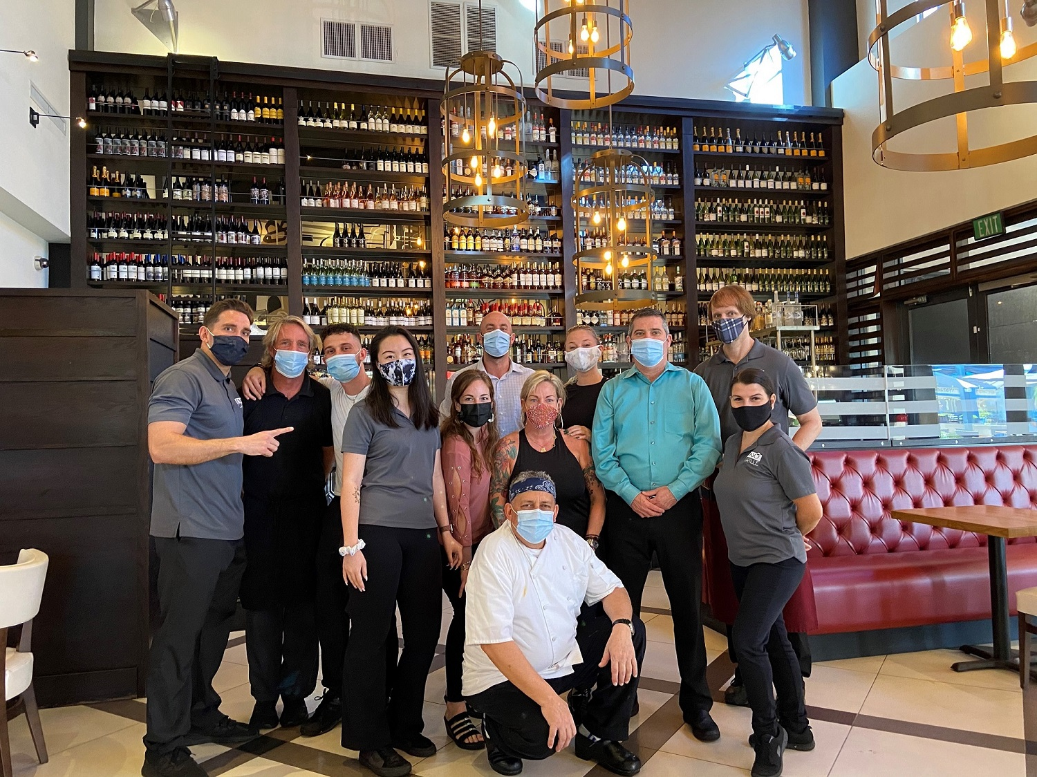 RAPOPORTS RESTAURANT GROUP NAMED A 2021 TOP WORKPLACES USA AWARD WINNER BY ENERGAGE