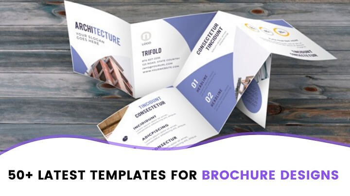Design'N'Buy Unveils 50+ New Brochure Design Templates For Various Business Sectors