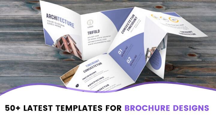 Design'N'Buy Unveils 50+ New Brochure Design Templates For Various Business Sectors