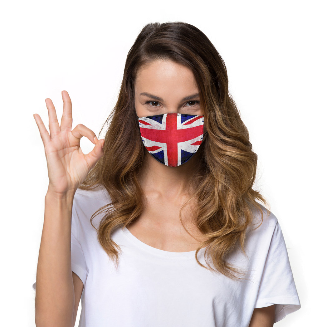 TooFaced London Launches Style-Conscious Masks Amid Government-Mandated Face Mask Requirement