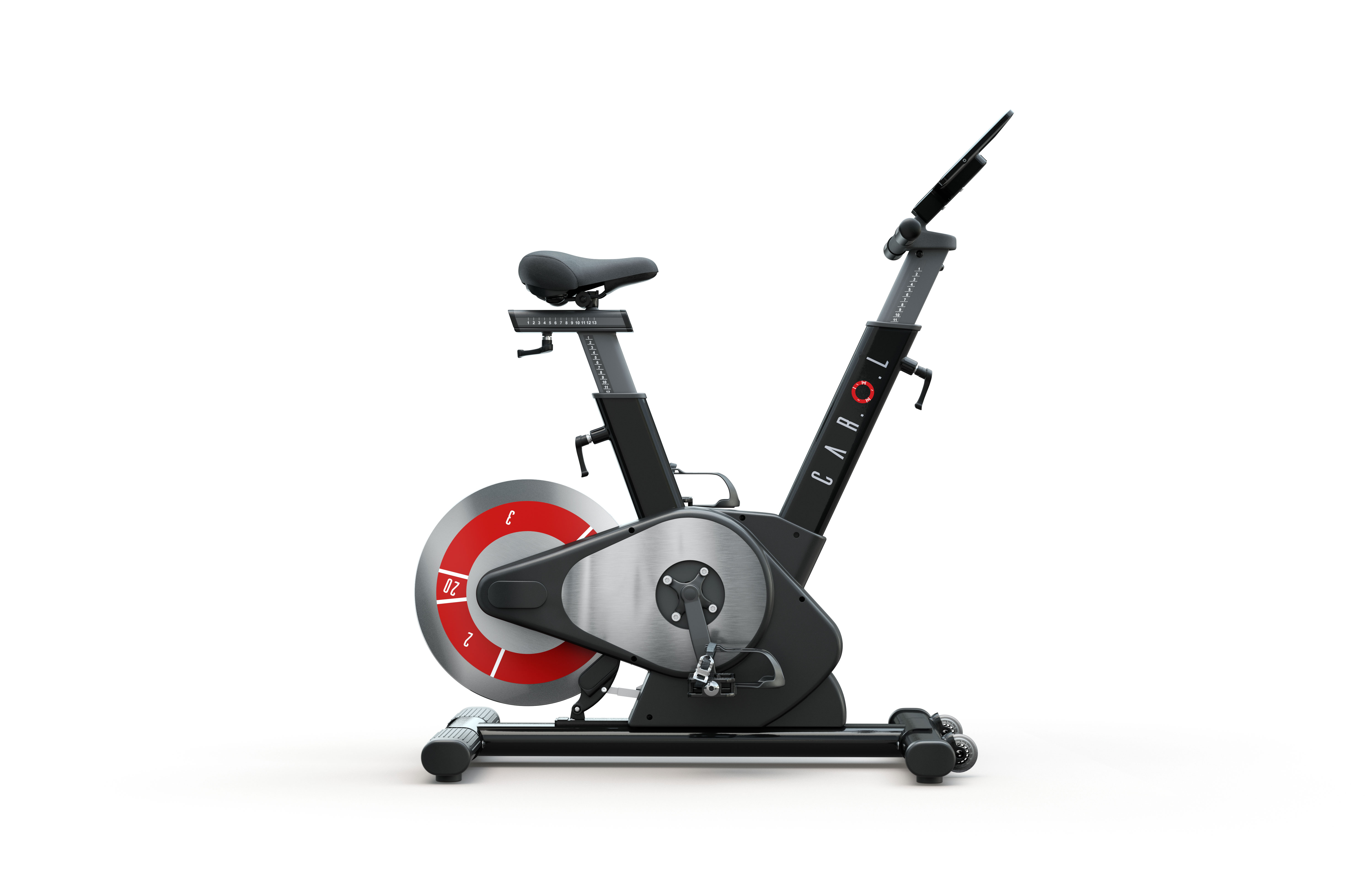 The future of exercise is here: let science and AI get you fit fast this summer with the CAROL bike