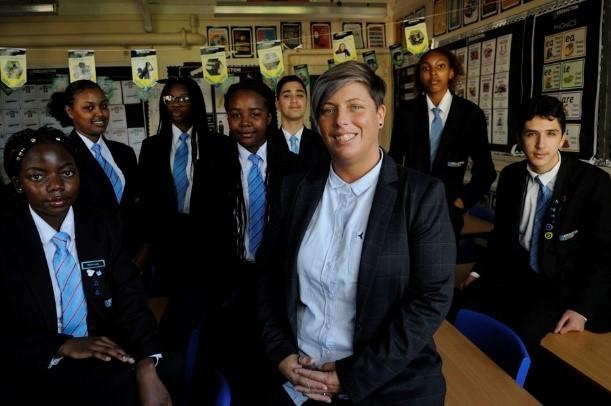 Teacher with Tourette's wins prestigious European Stigma Award