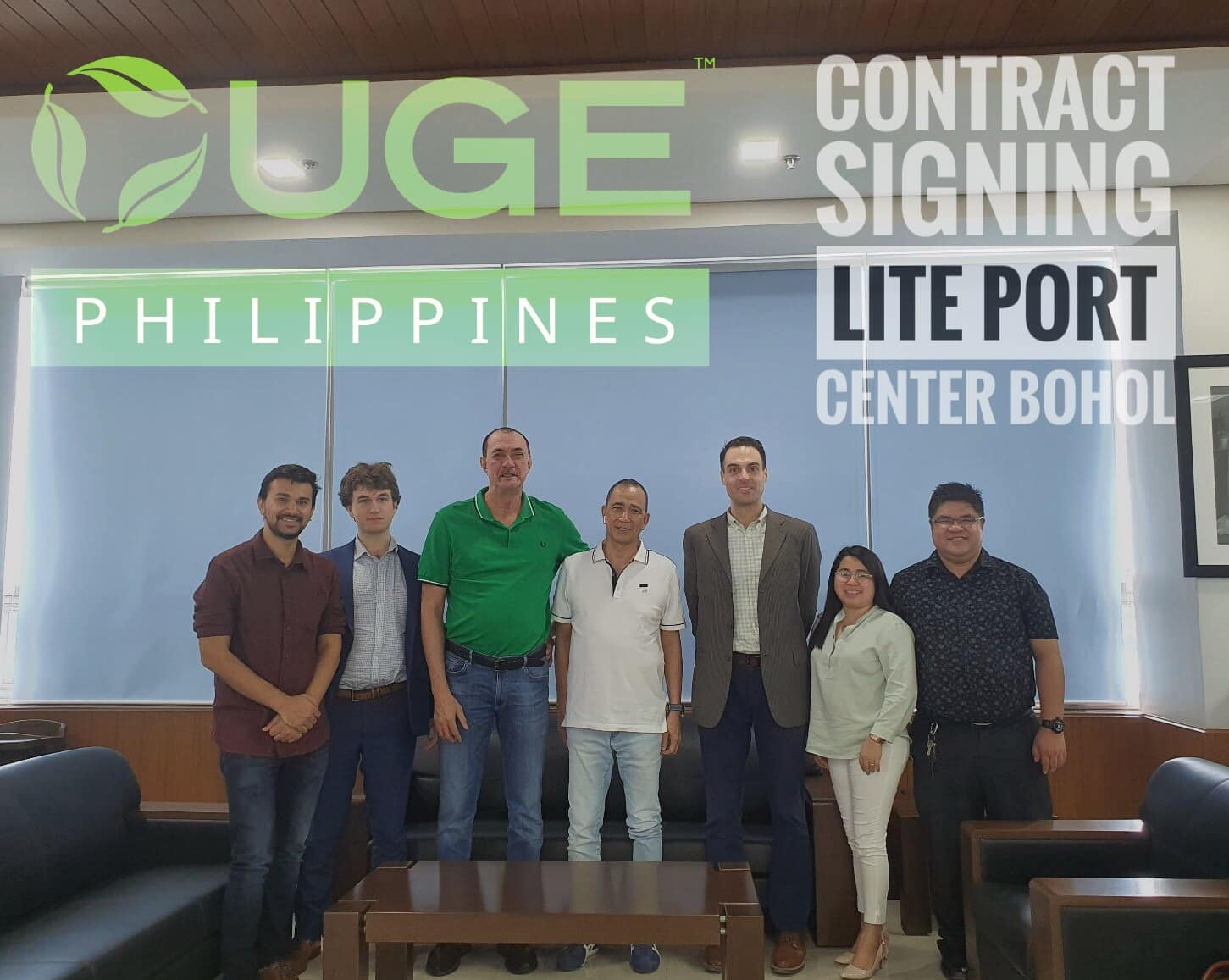 UGE Signs Five New Contracts Across All Three Business Units