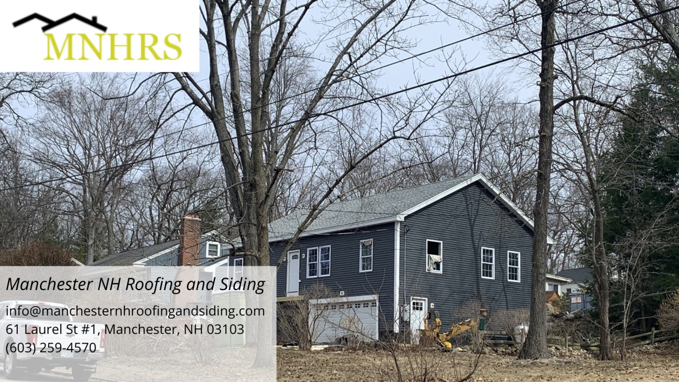 Manchester NH Roofing and Siding a New Key Player in the Home Service Industry