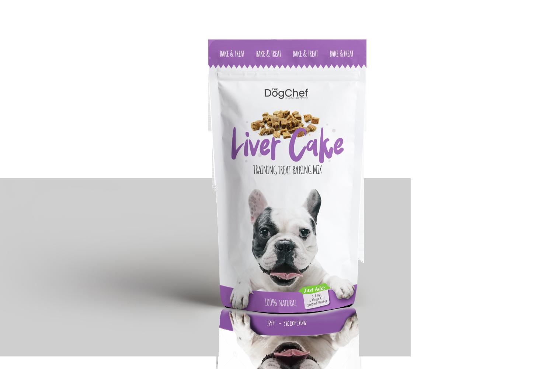 The Dog Chef launches range of 100% natural Bake & Treat dog treat mixes