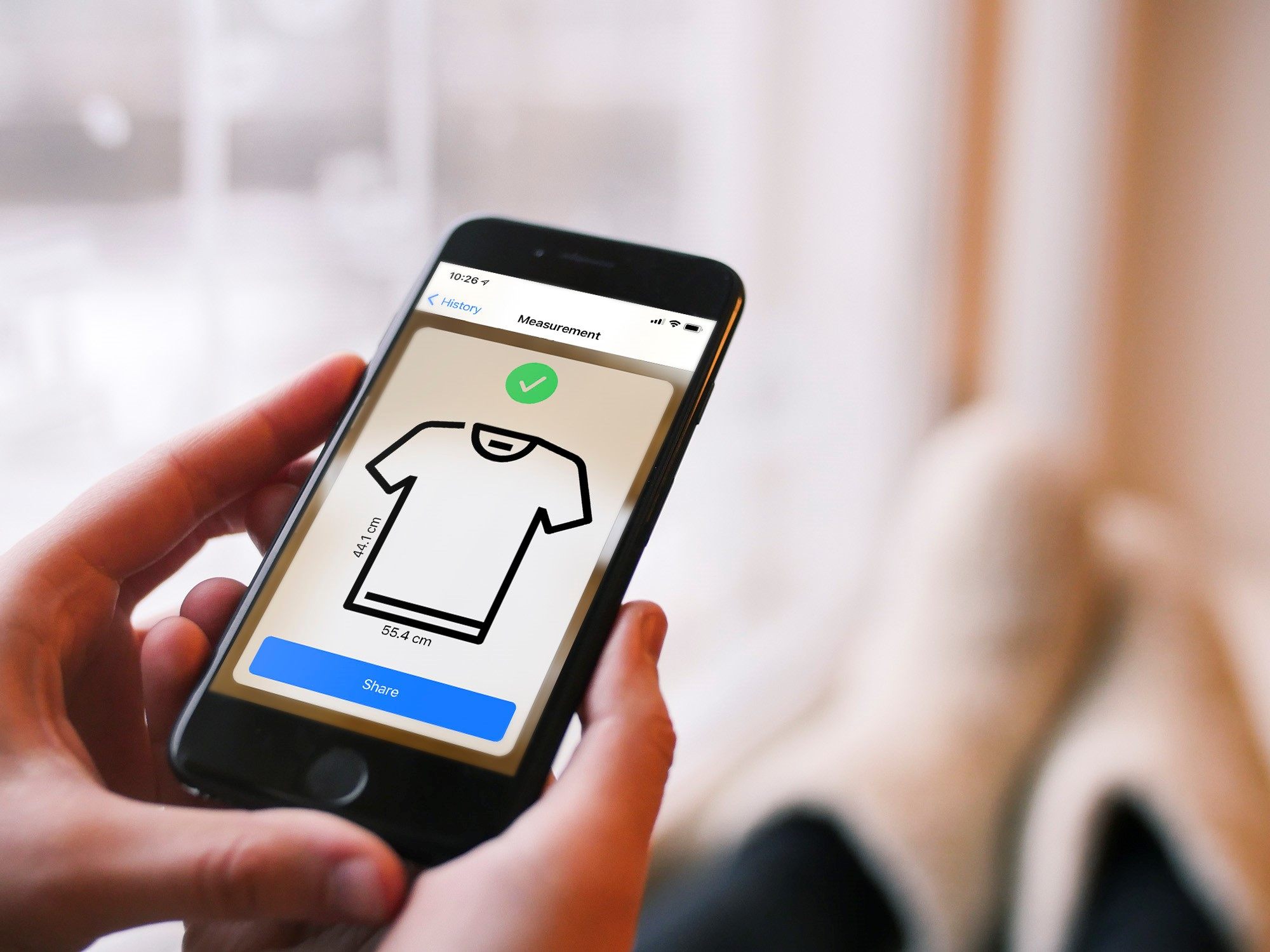 New sizing app with advanced technology can cut the cost of returns