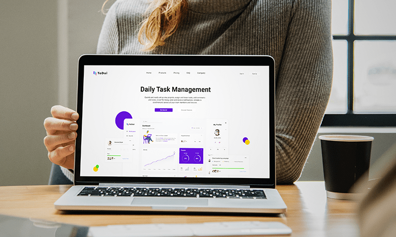 How we have created a task management software