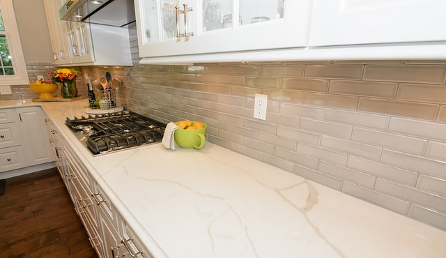 VM Granite Solutions in Atlanta, Georgia, Creates Dream Kitchens with Strong, Classy Marble Countertops