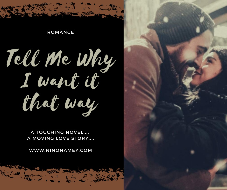 Ninon Amey Releases New Romance - Tell Me Why: I want it that way
