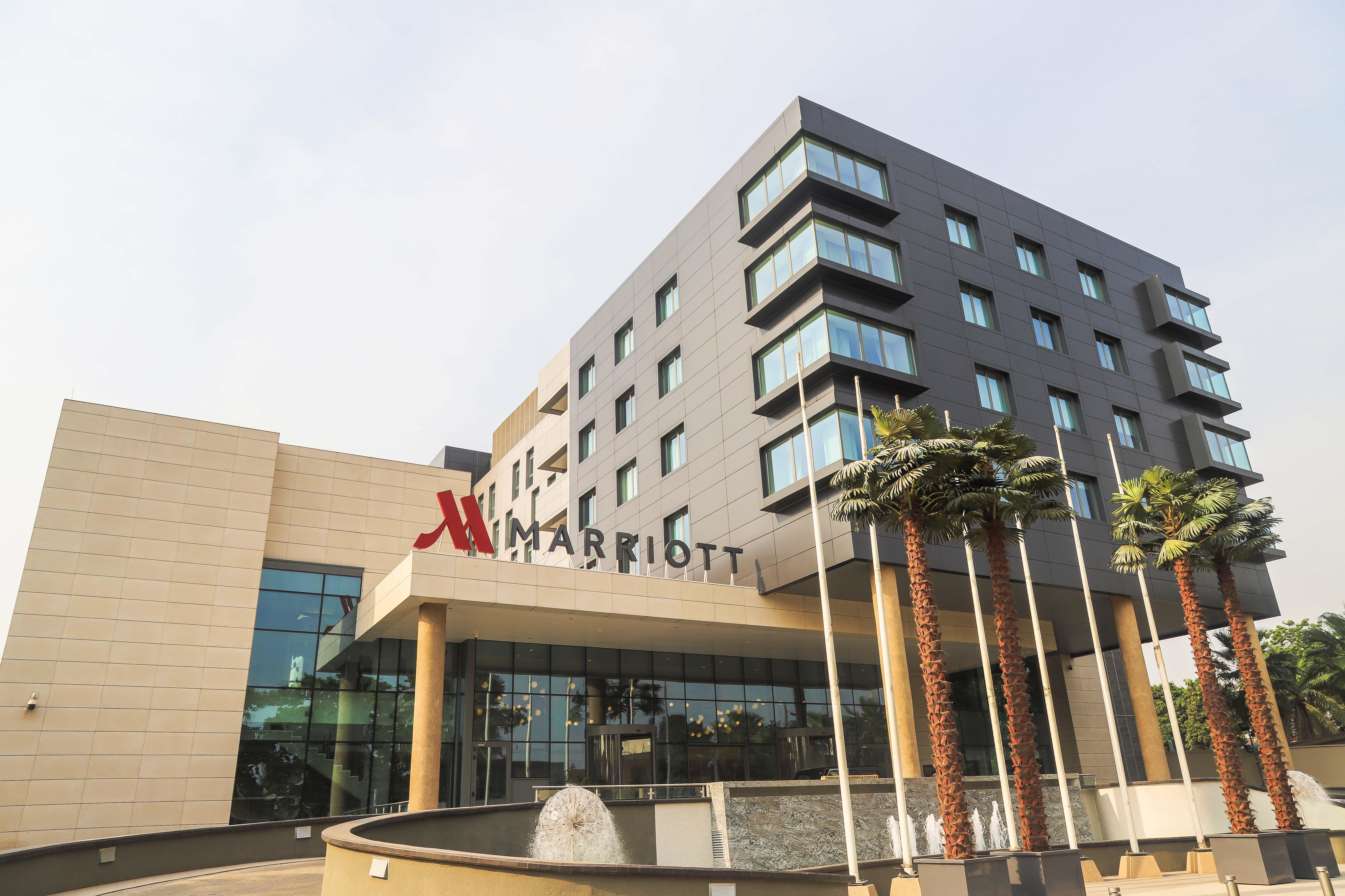 Marriott Hotels Debuts in Nigeria With Opening of Lagos Marriott Hotel Ikeja