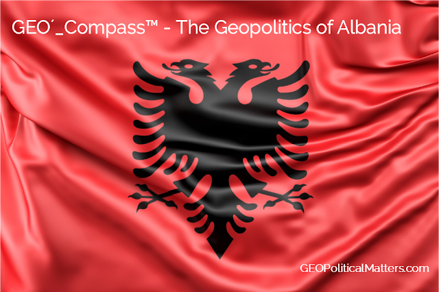 GEO´_Compass™ - The Geopolitics of Albania